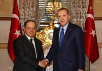 اشتراک نظر ترکیه و اقلیم کردستان عراق درچه سطحی است