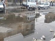 نفسِ سلامتی در سراوان بند آمد/ فوران فاضلاب خانگی و انباشت زباله در سطح شهر