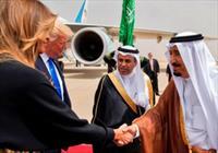 معنی کلمات نا مفهمومی که شاه عربستان به ملانیا گفت چه بود؟ +فیلم