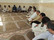 گزارش تصویری/محفل انس با قرآن در سراوان