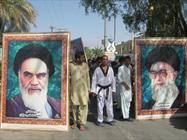 گزارش تصویری/ راهپیمایی شکوهمند روز قدس در جنوب شرق ایران