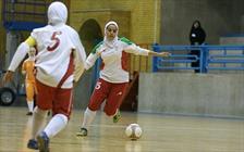 پایان جشنواره مسابقات جام رمضان بانوان/ تیم فوتسال سمن ها ترمز تیم ورزشکاران را کشید
