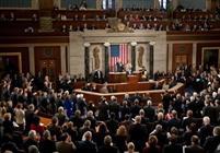 شوی سیاسی ۶۰ نماینده کنگره آمریکا